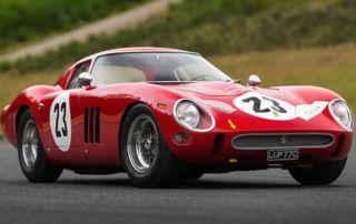 Monaco Motors München - Ferrari 250 GTO - 1962 - rot - racing