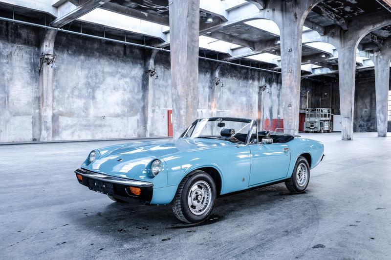 Monaco Motors München - Smart Classic - hellblau - Cabriolet