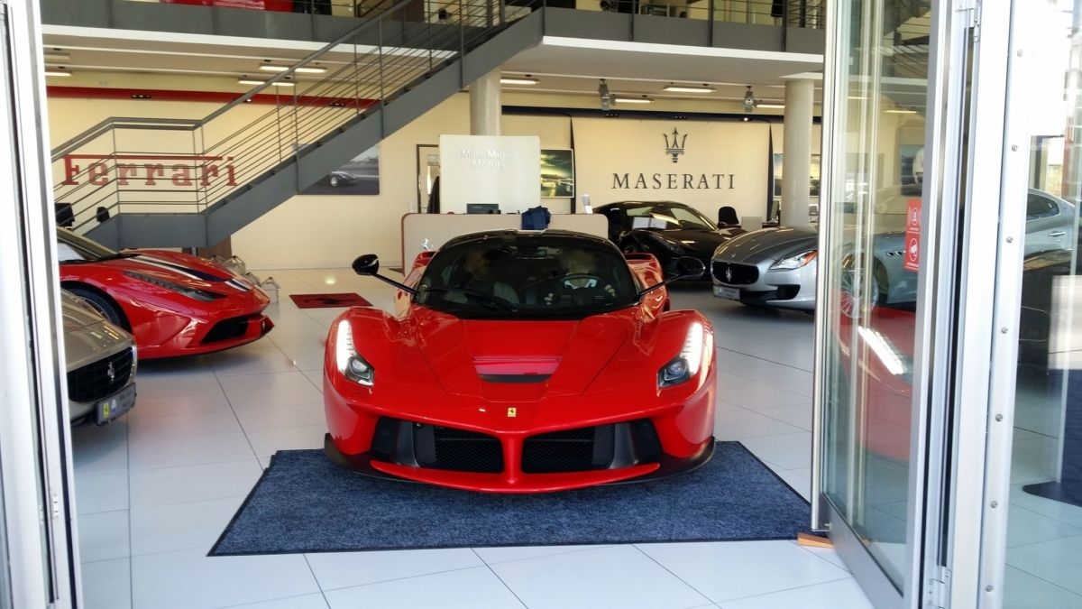Monaco Motors München - Ferrari - La Ferrari