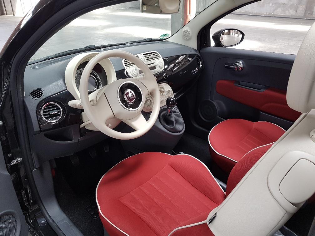Monaco Motors München - Fiat - 500