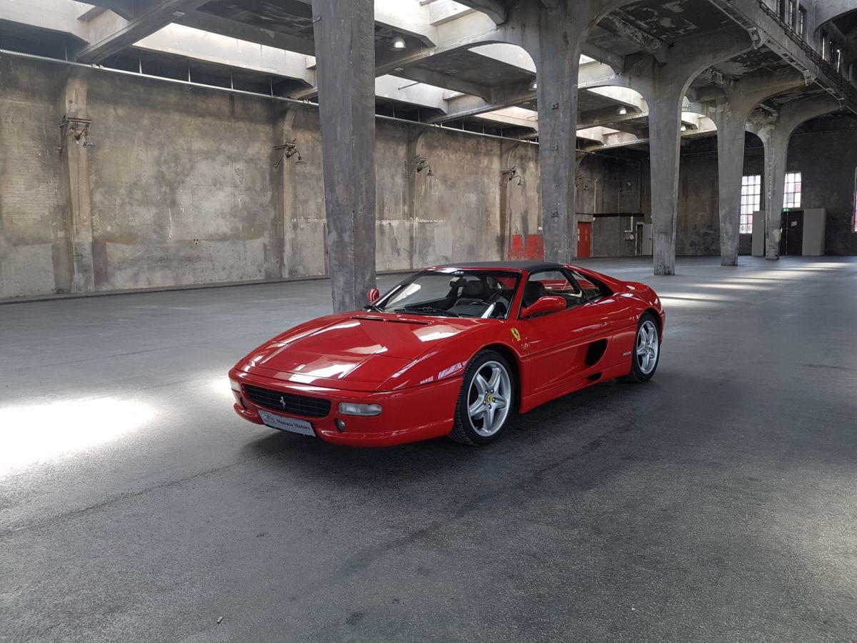 Monaco Motors München - Ferrari - rot