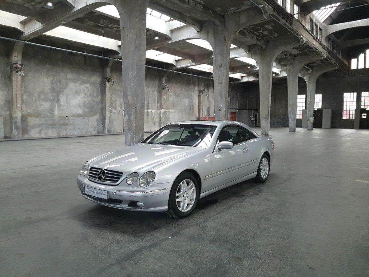 Monaco Motors München - Mercedes - silber