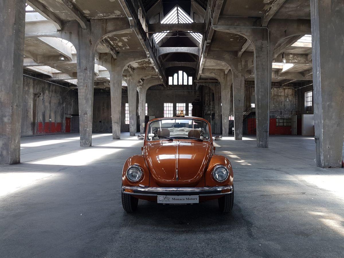 Monaco Motors München - VW - Käfer - braun