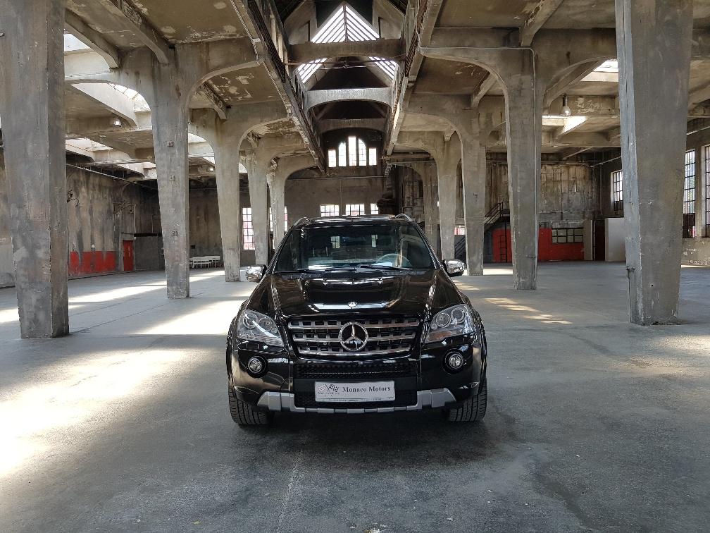 Monaco Motors München - Mercedes-Benz - ML - schwarz