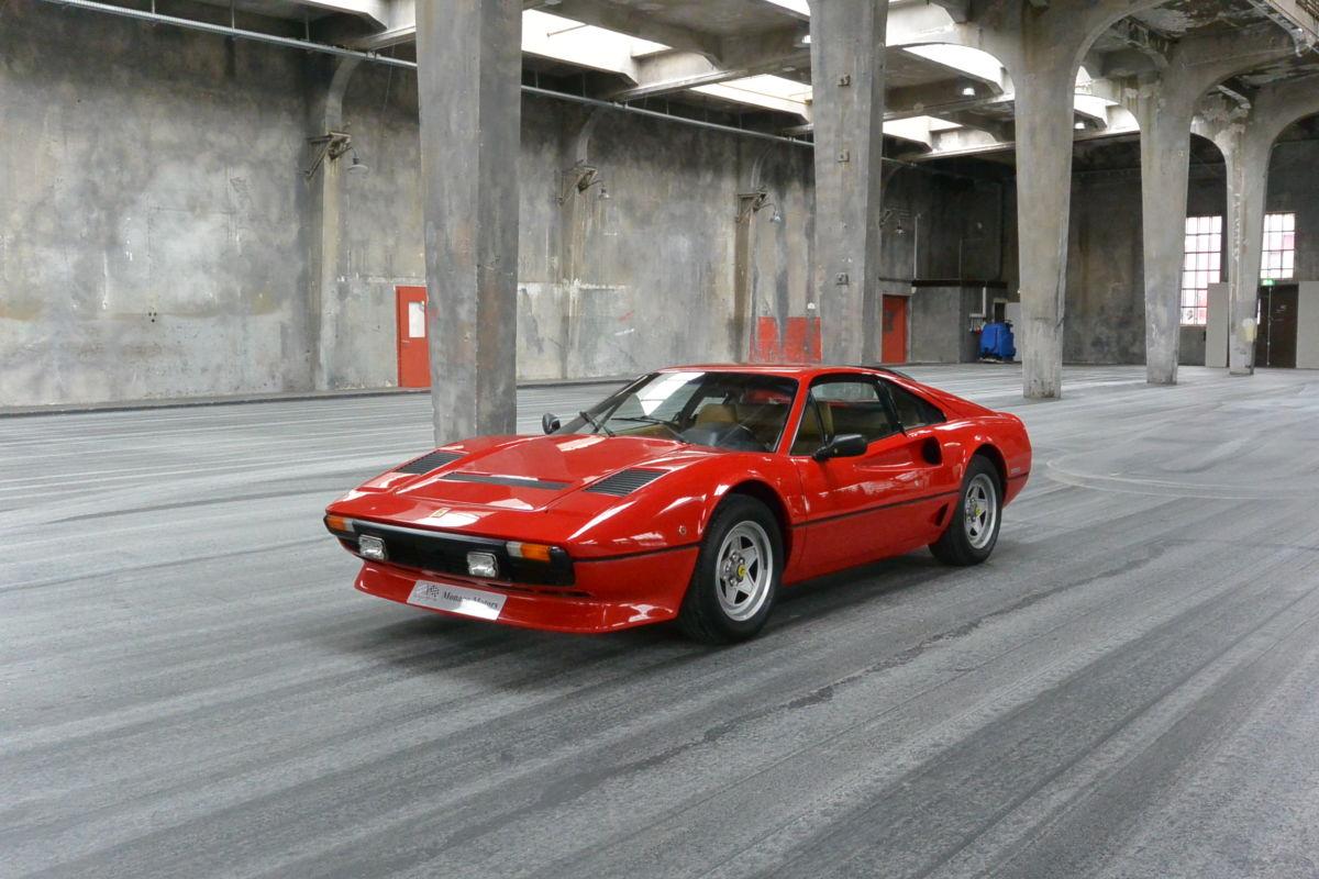 Monaco Motors München - Ferrari - Luxusautos