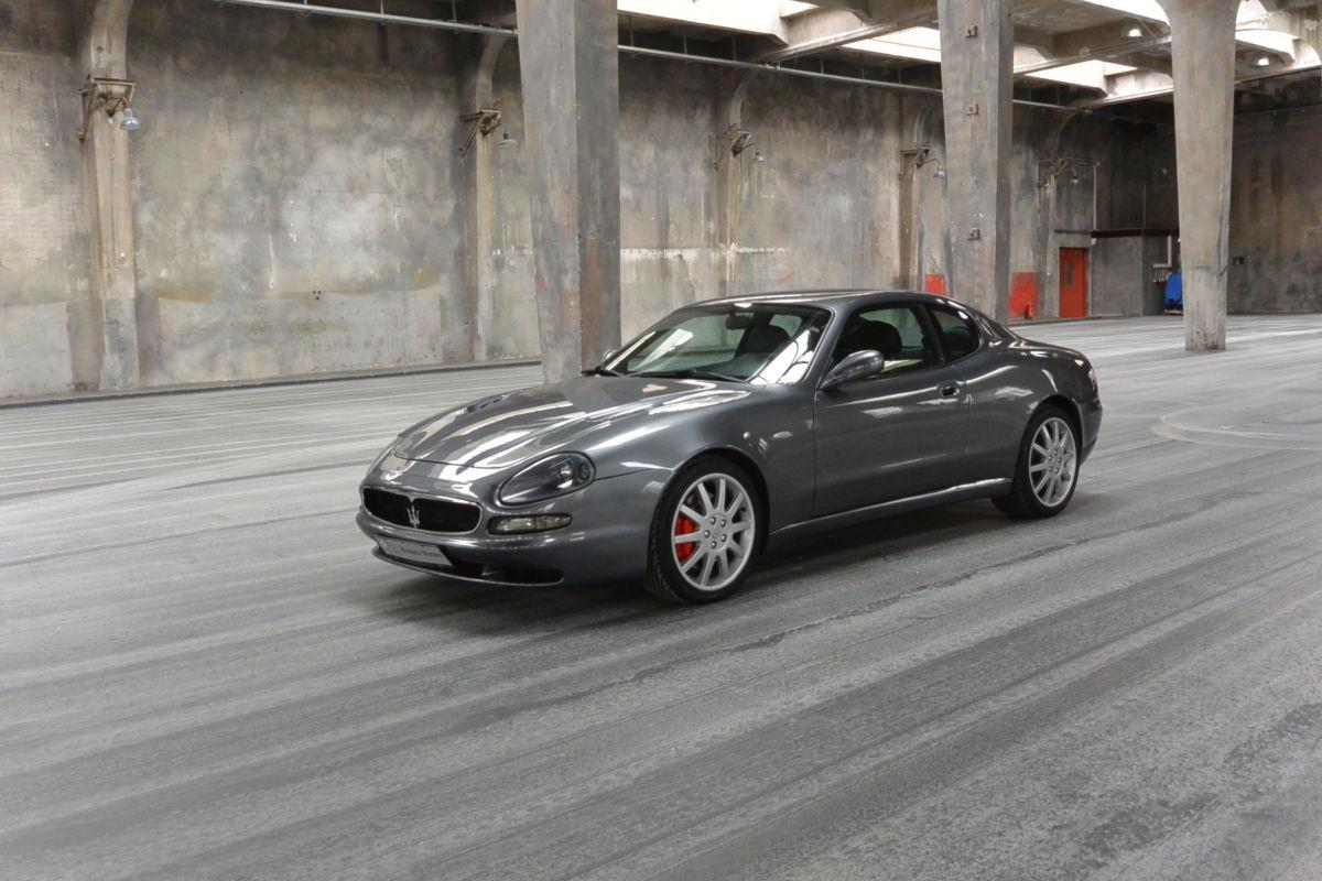Monaco Motors München - Maserati - 3200gt - grau