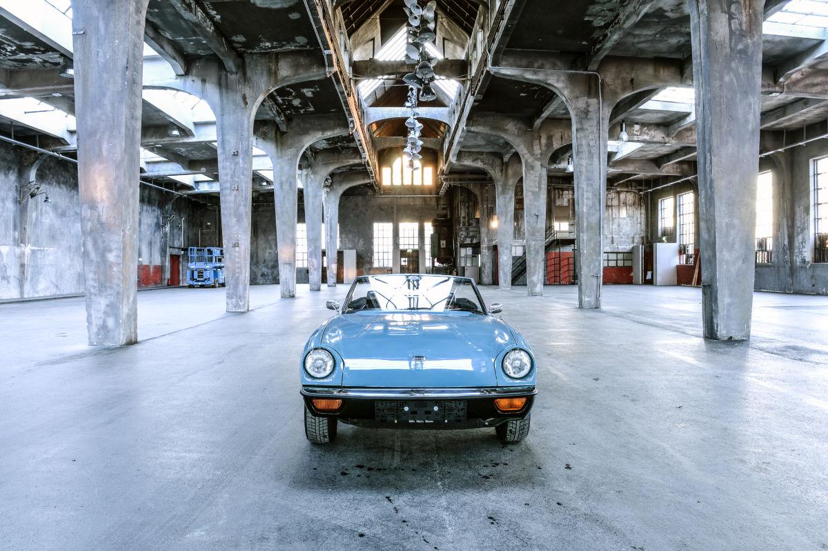 Monaco Motors München - Smart Classic - hellblau