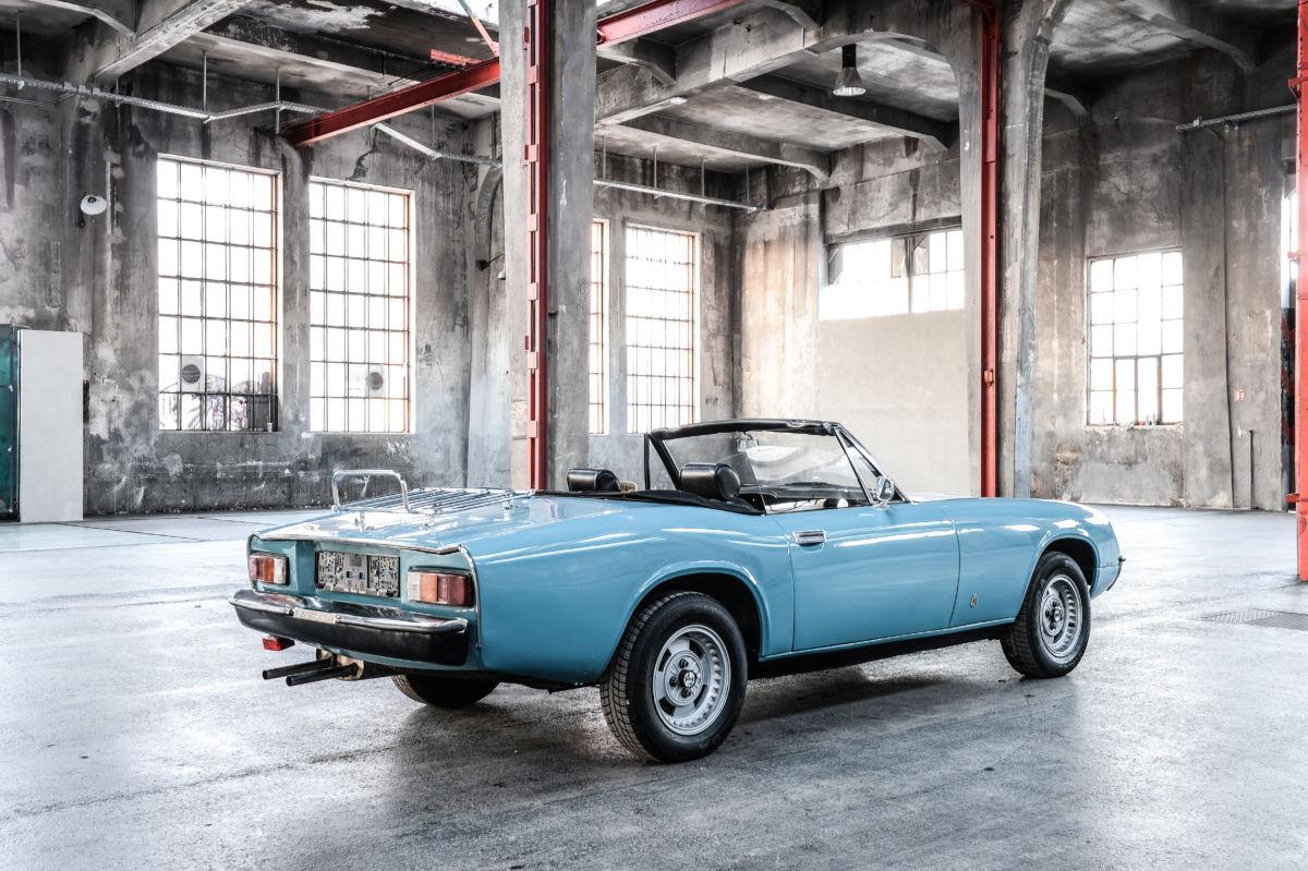Monaco Motors München - Luxusautos - Schlafwagenfabrik