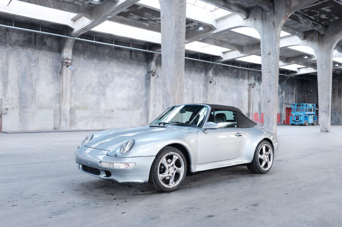 Monaco Motors München - Porsche - Cabriolet