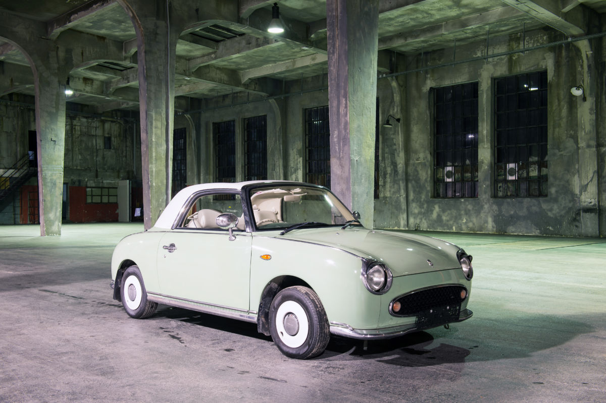 Monaco Motors München - Nissan - Figaro
