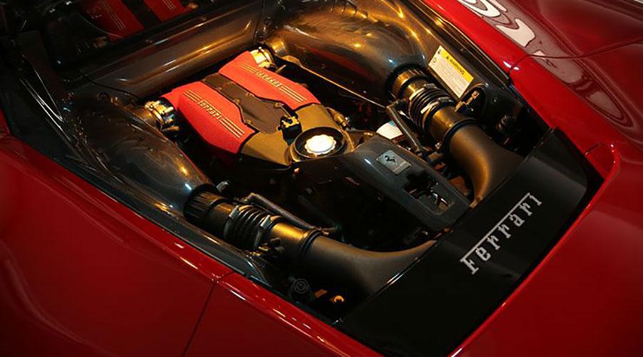 Monaco Motors München - Motor - Ferrari - 488 - GTB