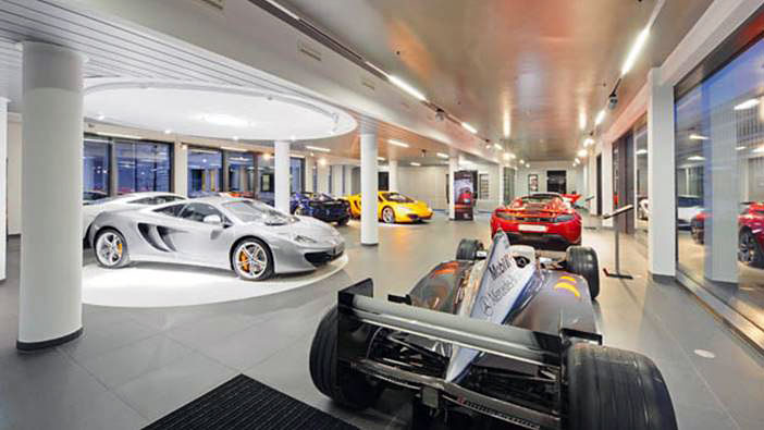 Monaco Motors History