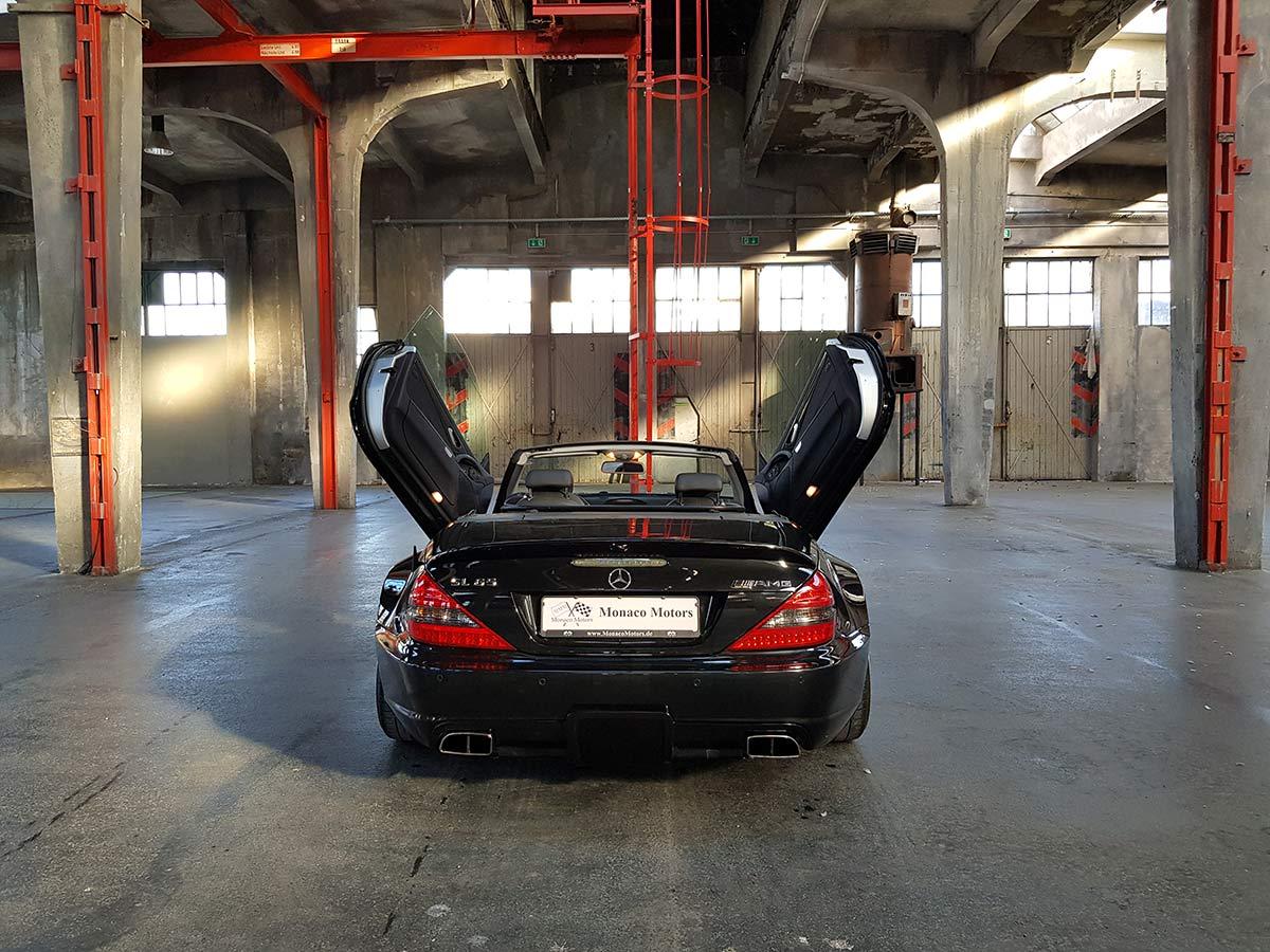 Monaco Motors München - Mercedes-Benz - SL - 65 - AMG - Flügeltüren