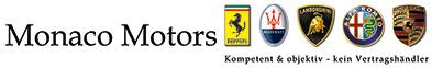 Monaco Motors Logo