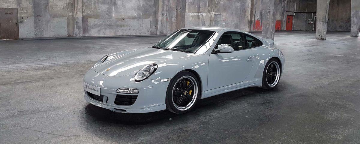 Monaco Motors - Smart Classics - Porsche - weiß